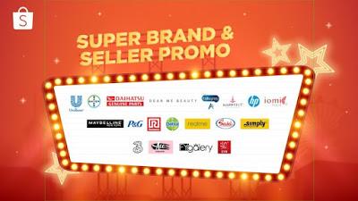 promosi besar-besaran dari brand kesayanganmu, seperti Dearme Beauty, Enfagrow, Happyfit, Iomi, Maybelline, Ramayana, Sasa, dan Simply