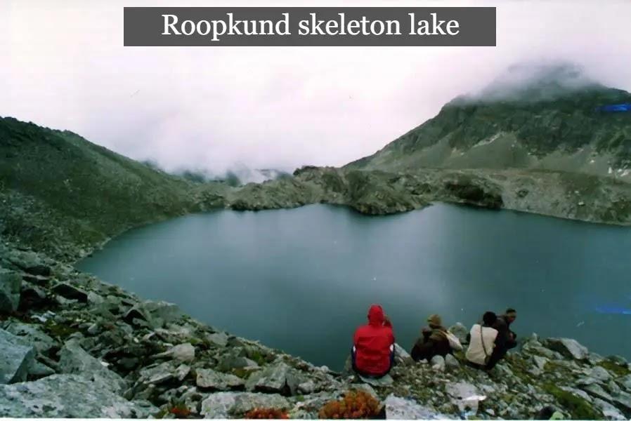 Roopkund skeleton lake