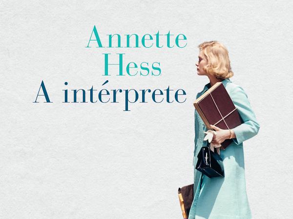 [Resenha] A Intérprete de Annette Hess e Editora Arqueiro