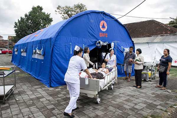 Los muerto por el terremoto de Indonesia del 5 de agosto, pueden superar el centenar