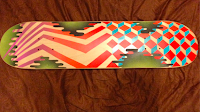 customize your own skateboard deck