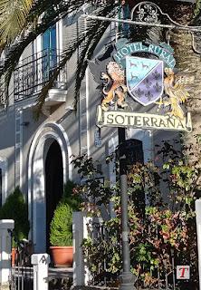 Hotel Soterraña Madroñera Cáceres