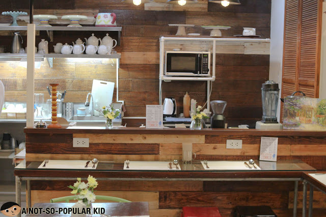 Nikko's Baking Studio Interior