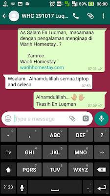 Warih-Homestay-Testimoni-En-Luqman