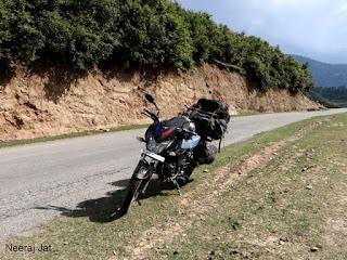 लद्दाख बाइक यात्रा-4 (बटोट-डोडा-किश्तवाड-पारना)