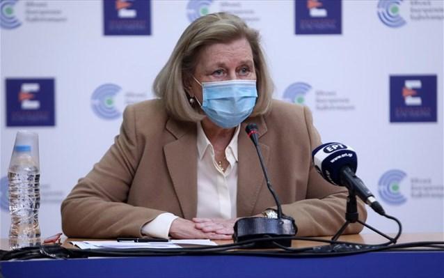 Μ. Θεοδωρίδου: Να γίνονται και τα άλλα εμβόλια, εκτός του κορωνοϊού
