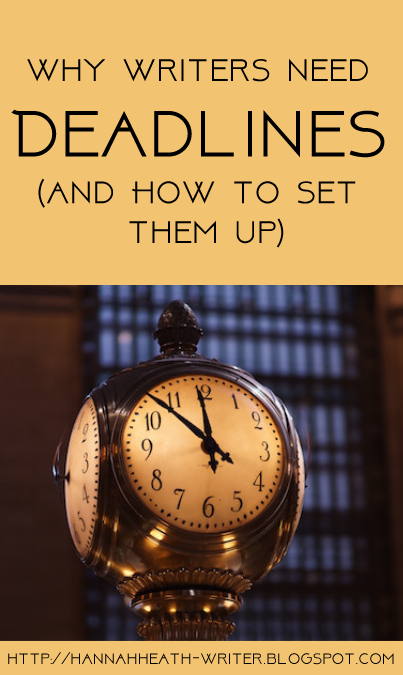 Why Writers Need Deadlines (And How to Set Them Up)