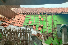 22 Rumah Di Brebes Rusak Di Terjang Puting Beliung