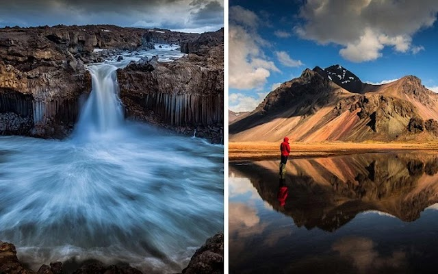 Η μαγεία της Ισλανδίας