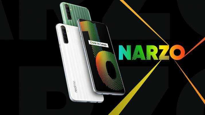 Baru dari realme, Narzo Ponsel Berspesifikasi Tinggi 2 Jutaan