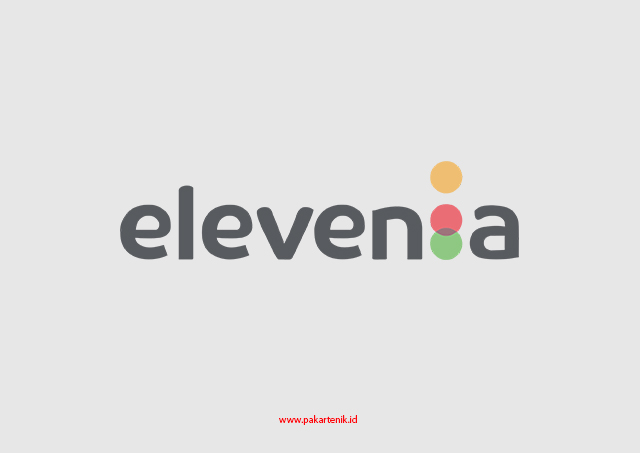 Download Vektor Logo Elevenia Format CDR dan PNG