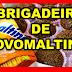 Como Fazer Brigadeiro De Ovomaltine-Receita COMPLETA !!