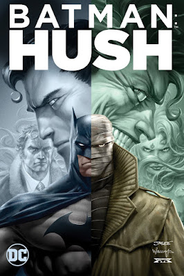 Batman Hush 2019 DVD R1 NTSC Latino