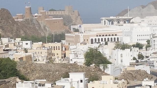 Al Mirani Fort, Oman