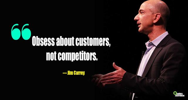Jeff Bezos Quotes on Leadership