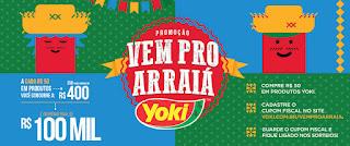Promoção Yoki 2017