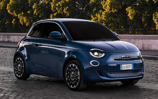 New Fiat 500 inicia vendasna Europa; tecnologia decepciona