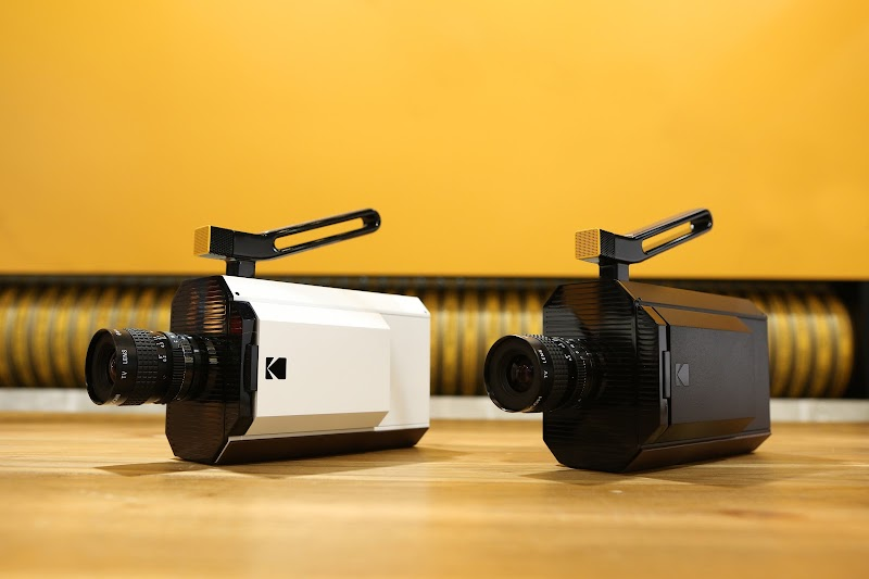 Kodak Takes CES 2016 by Storm with New Super 8mm Film Camera