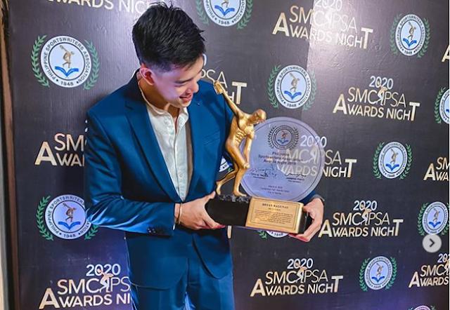 Bagunas thúc đẩy bóng chuyền nam ở Philippines
