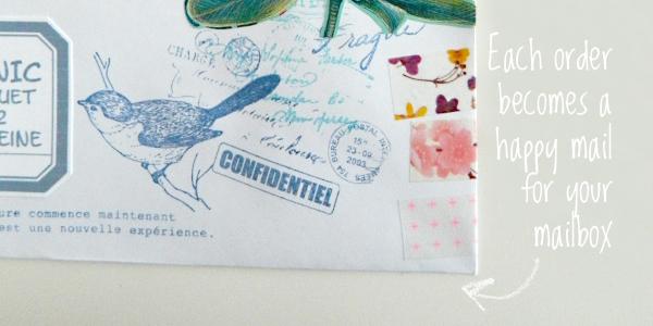 boheme circus - créativité - happy mail - creativity
