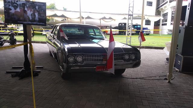 Oldsmobile 98 Bung Karno