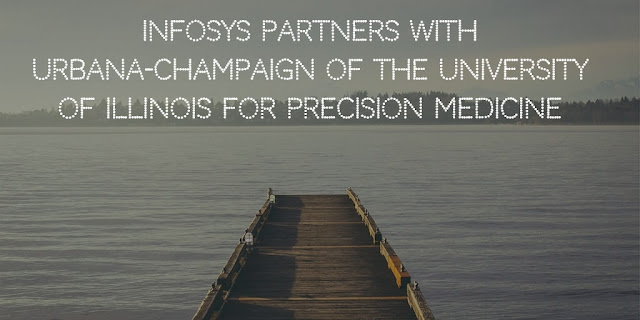 fosys partners with Urbana-Champaign of the University of Illinois for precision medicine