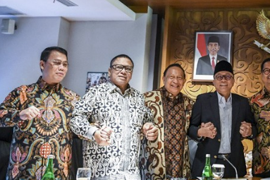 Golkar and PKB disagree if Gerindra take the chairman of MPR