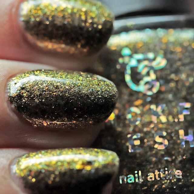 MckFresh Nail Attire All That Glitters