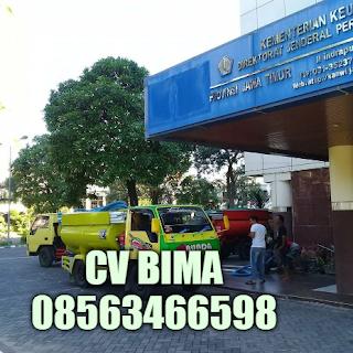 Jasa Sedot WC Kalianak Surabaya CV Bima Sakti Harga Termurah