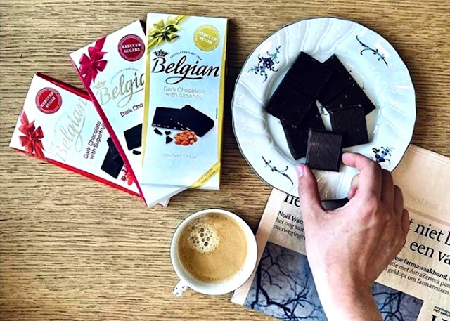 The Belgian premium chocolates from the Chocolate Capital of the World