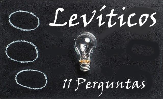 Leviticos 11 perguntas