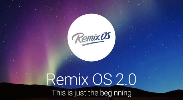 تحميل remix os player