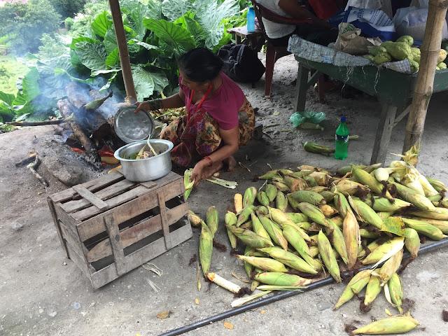 Local Vendor: Sikkim