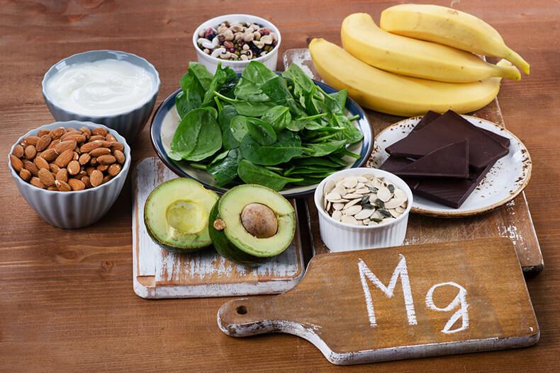 Магниевая диета рака