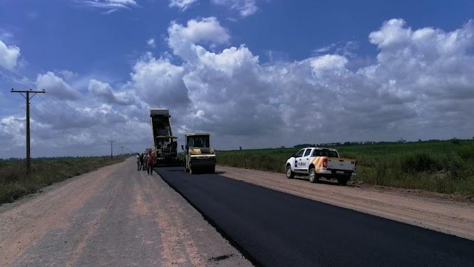 Se pavimentarán la ruta 39 entre San Cristóbal y Gobernador Crespo
