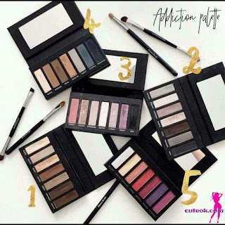 Younique Eyeshadow Palettea