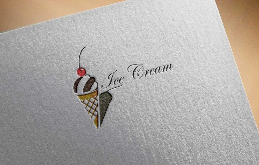 Download Free Logo Ice Cream