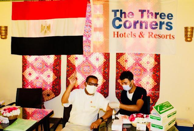ابو الحجاج العماري يكتب : الشهادة الصحية لمصل كورونا.. علامة امتياز للسياحة المصرية