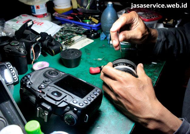 Jasa Service Kamera Terpercaya Di Yogyakarta