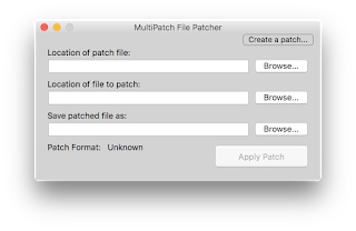 multipach file parcher para apple