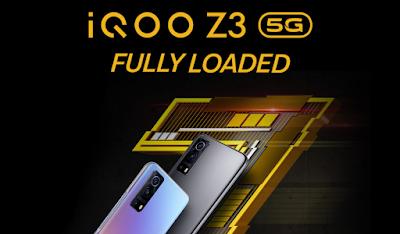 Iqoo Z3 5G Price in India