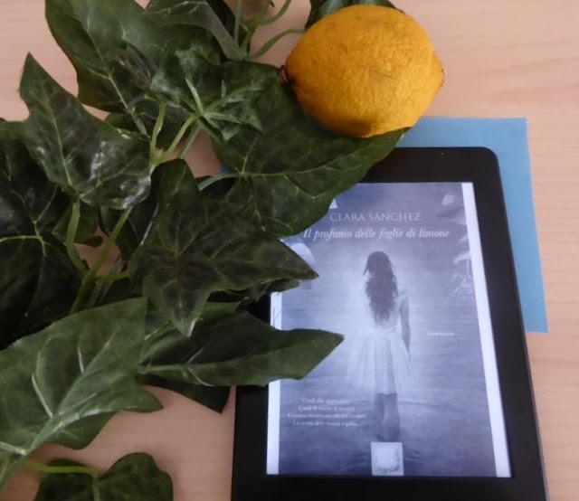 Il profumo delle foglie di limone di Clara sanchez