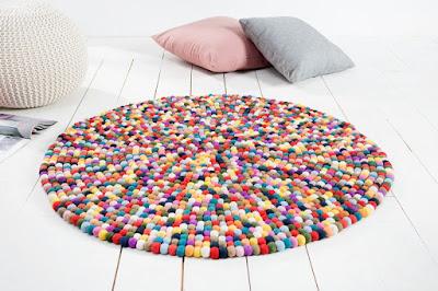 www.reaction.sk, interiérový nábytok, farebné koberce