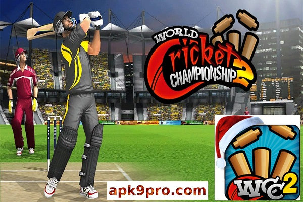 World Cricket Championship 2 2.8.8.5 Apk + Mod + Data (File size 297 MB) for android