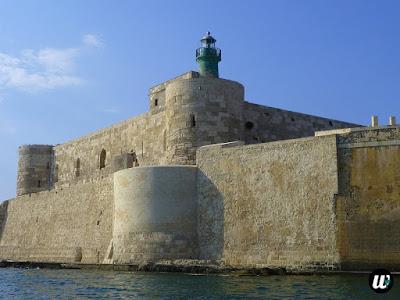 Castello Maniace citadel & castle, Ortigia, Siracusa | Sicily, Italy | wayamaya