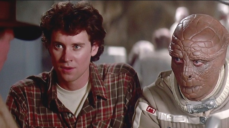 The Last Starfighter (1984).