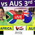 South Africa vs Australia 3rd T20 live streaming, Highlights 2020, Cape Town