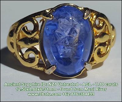 permata blue safir srilangka