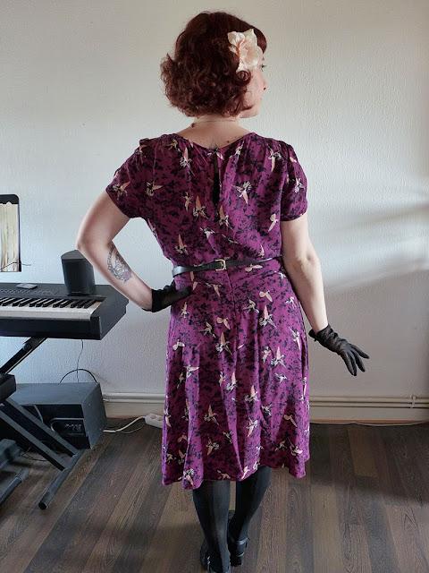 bas vintage couture