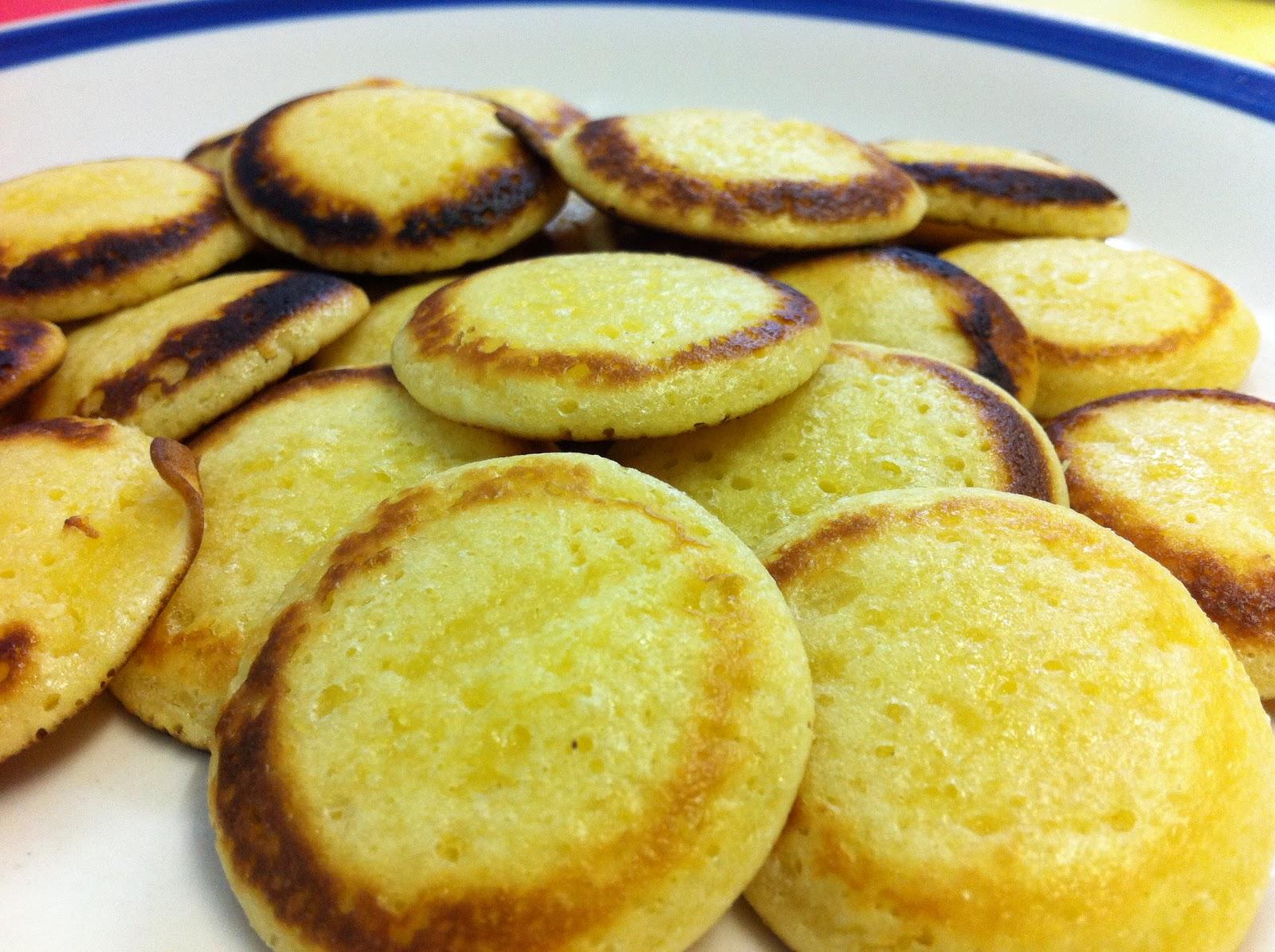 Suci Cici Wafel Pancake